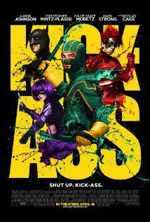 dit is mijn favoriete film: je mpoet het zien KICK ASS 1 en 2