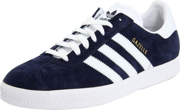 Adiddas, these were the coolest shoes back in the 90's.  still love them