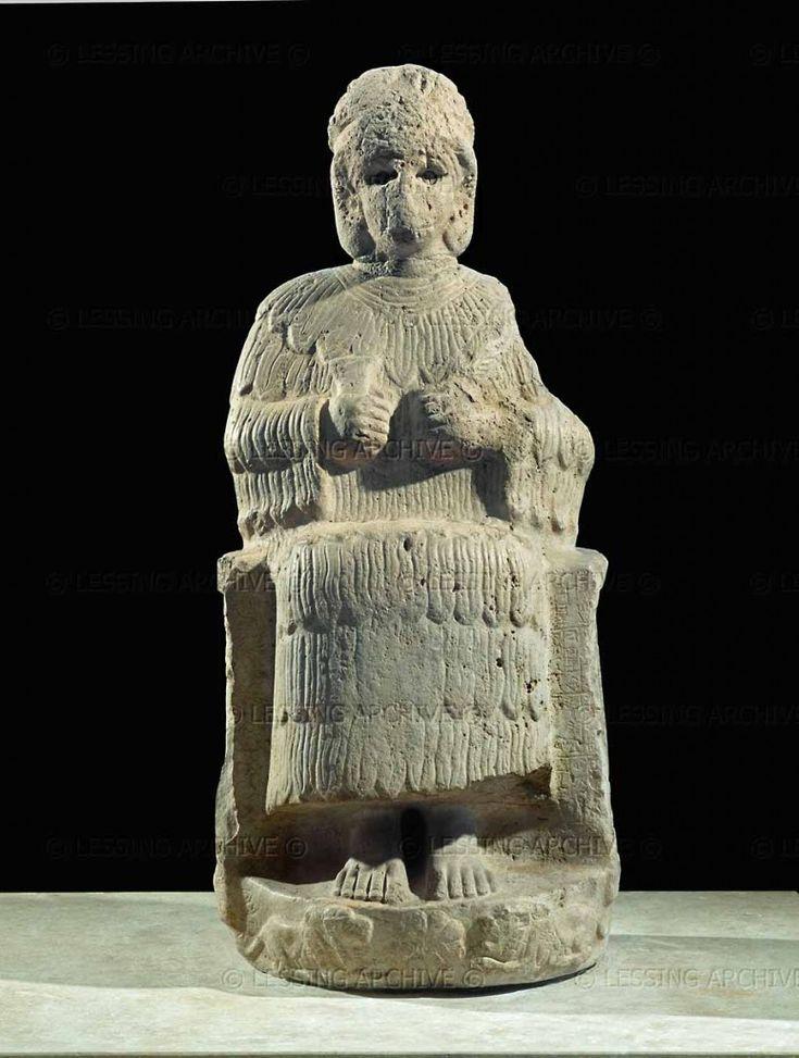 Représentations de femmes au Proche Orient - Les déesses