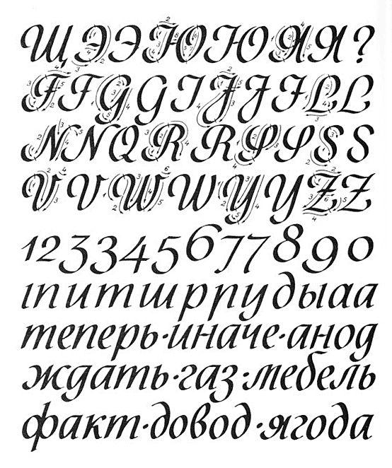 ✎ Упражнения для пера Виллу Тоотс ✎✎ Прописи, каллиграфия, учимся писать красиво, графология ✎