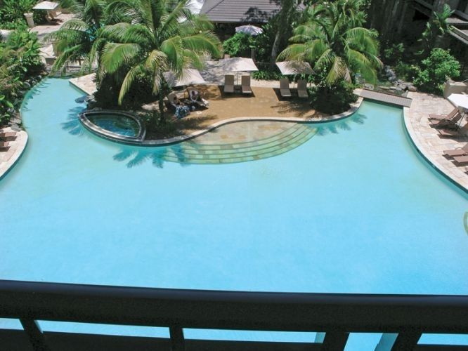 Luxury Private Apartments in the Sea Temple Palm Cove Complex. #palmcove #accomodation