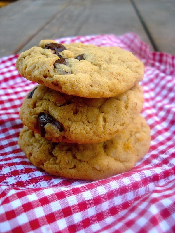 Peanut Butter Oatmeal Chocolate Chip Cookies from Teenie Baker