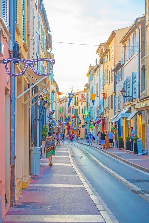 Saint Tropez, French Riviera, France. The best hidden spots in Saint Tropez.