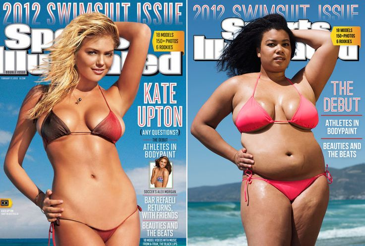 "We Posed Like ""Sports Illustrated"" Swimsuit Cover Models And It Was Empowering"