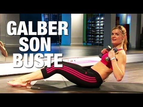 Fitness Master Class - Musculation haut du corps - YouTube