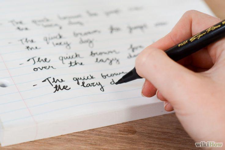Have Good Handwriting