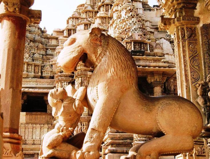 Khajuraho - the origin of Kama Sutra - Hindu Temple images