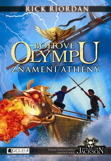My Book Universe: RECENZE: ZNAMENÍ ATHÉNY