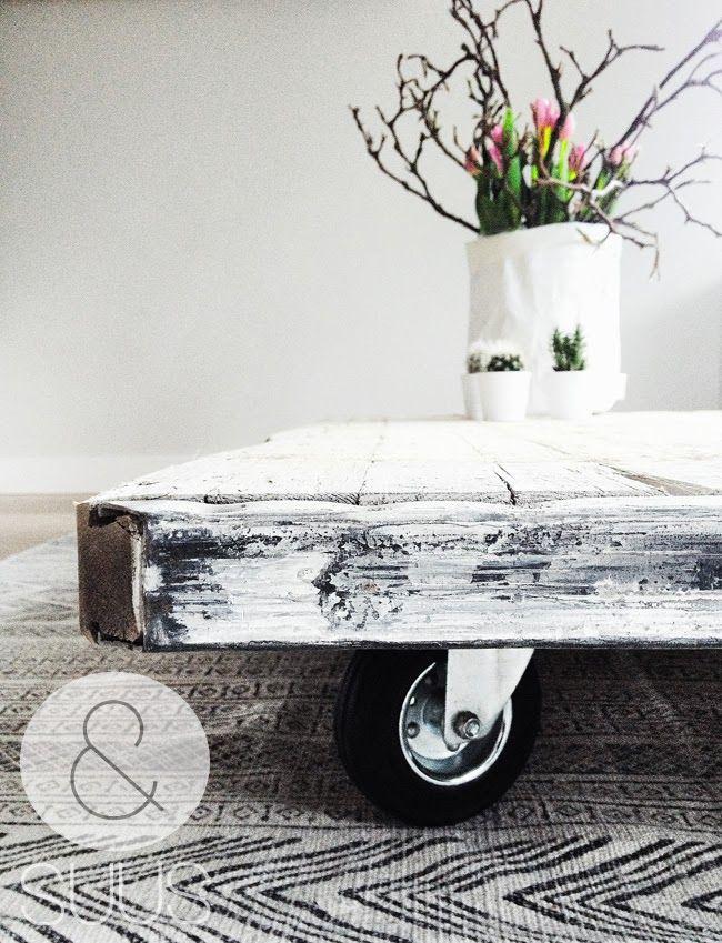 Nieuw in de shop: Stoere salontafel - &SUUS