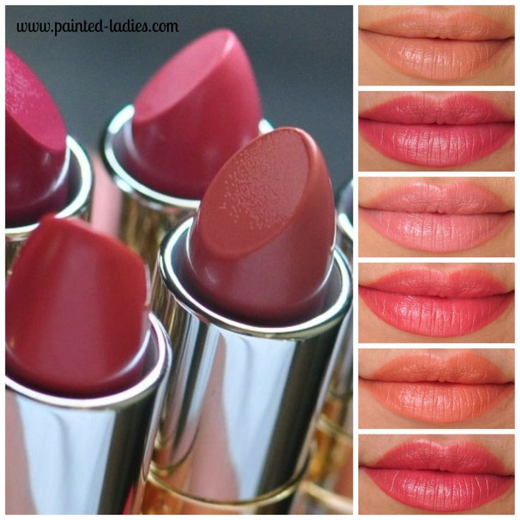 Review and swatches of the new DHC Premium Lipstick GE.