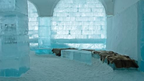L'Hôtel de glace à Québec : une nuit inoubliable!