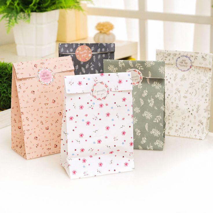 Retro Style Gift Bags (18 Pcs) //Price: $22.00 & FREE Shipping //     #hashtag4