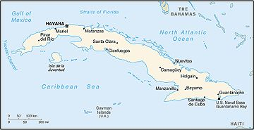 """The Platt Amendment passed in 1903 after the Spanish-American War which stated seven conditions. Cuba was to abide by the seven conditions in order for the United States to remove U.S. military troops from Cuba. The amendment made the United States superior to Cuba. In 1934 the Treaty of Relations annulled the Platt Amendment. Roosevelt removed provisions that annoyed Cubans in order to qualify as a """"good neighbor."""""""