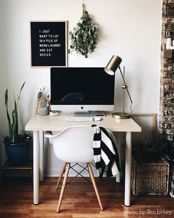 122 besten b ro homeoffice bilder auf pinterest. Black Bedroom Furniture Sets. Home Design Ideas