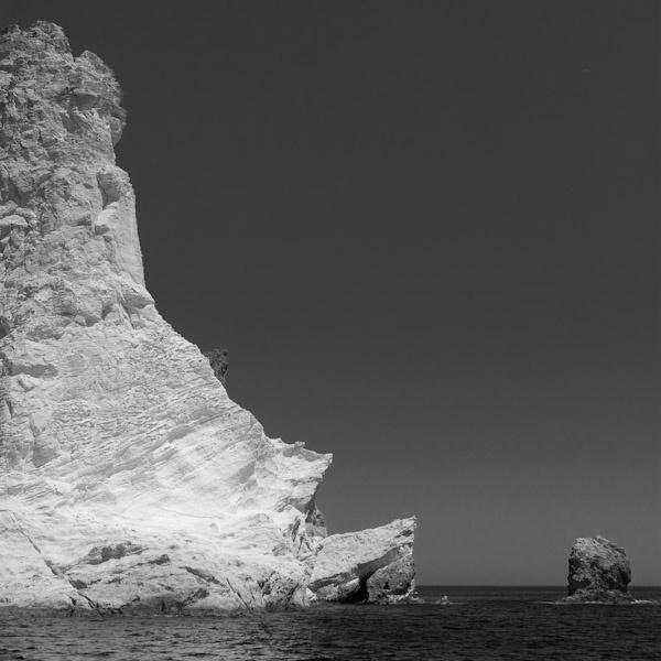 Santorini White Cliffs