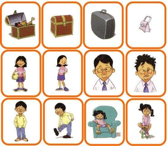 adjetivos en imágenes