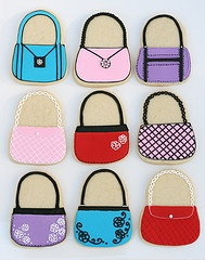 cookie handbags!