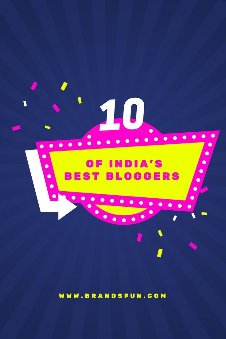 This Blog is about Top 10 bloggers in india.These top 10 blogs of india feature among the top 1000 alexa ranking in the world.Get inspired by their stories