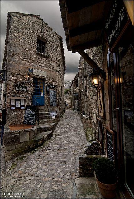 bluepueblo:    Ancient Village, Vicoletto, France  photo via austen