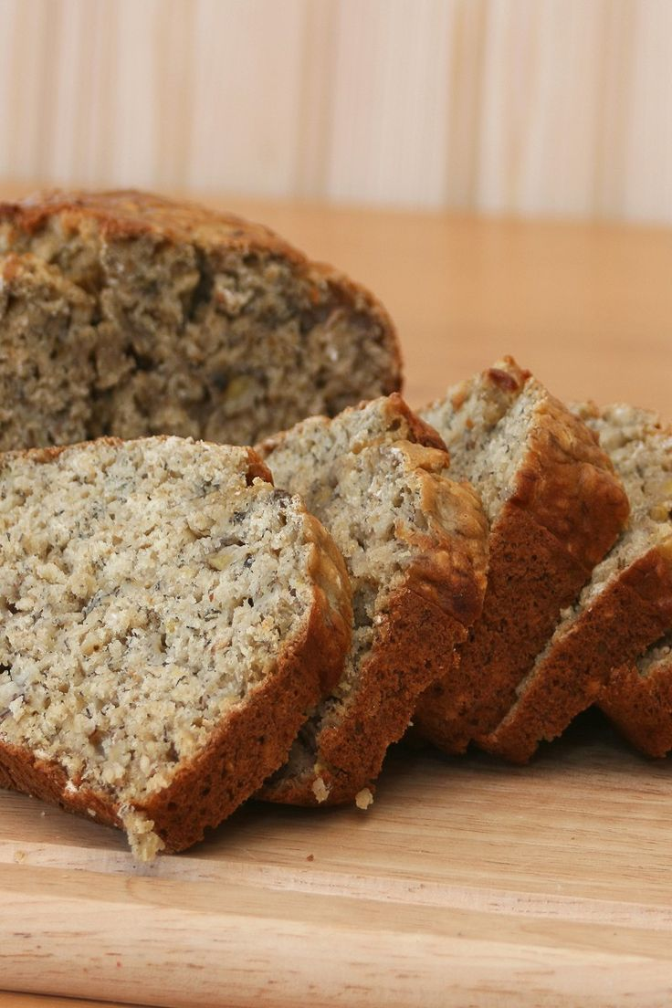 Gluten-Free Banana Bread Recipe  Made this today. Not gritty at all and not dense like a brick. Surprisingly delicious with great flavor! !