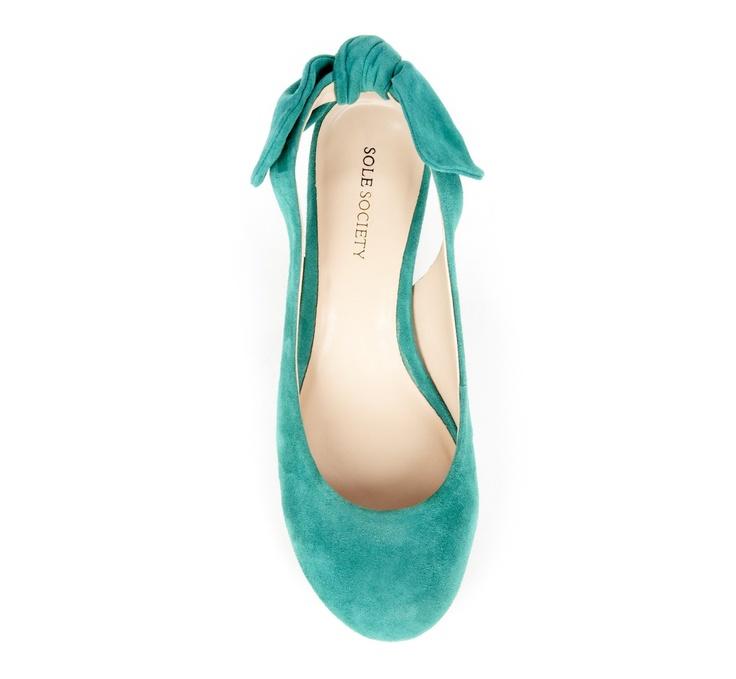 Bow heel.  Sweet;)
