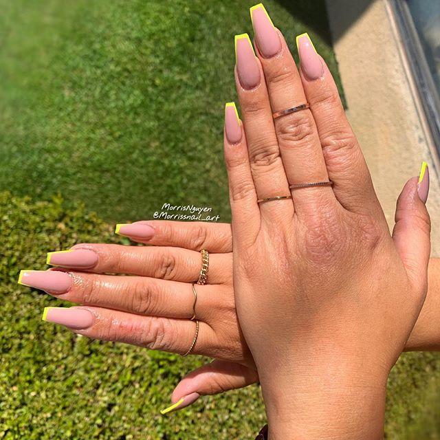 Pin By Mya Harris On Nais Nails On Fleek Fun Nails Nails