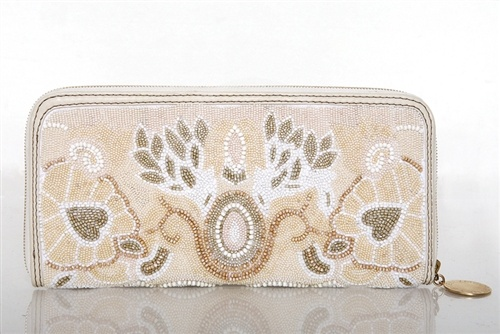 Stella McCartney Beaded Clutch - $675.00: Mccartney Beads, Stella Mccartney, Beads Clutches, Beaded Clutch