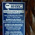 Señor Sol - Northridge - Northridge, CA- fish salad