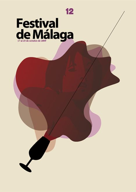 cartel-festival-cine-de-malaga