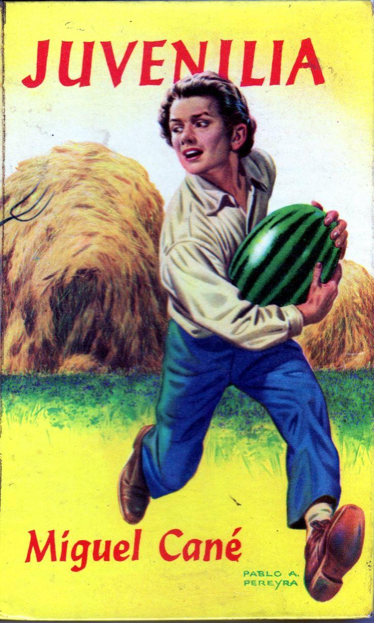 Juvenilia de Miguel Cané