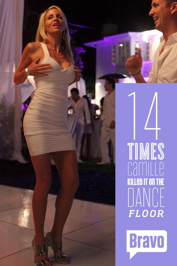 14 Times Camille Grammer Killed the Dance Floor | For ...