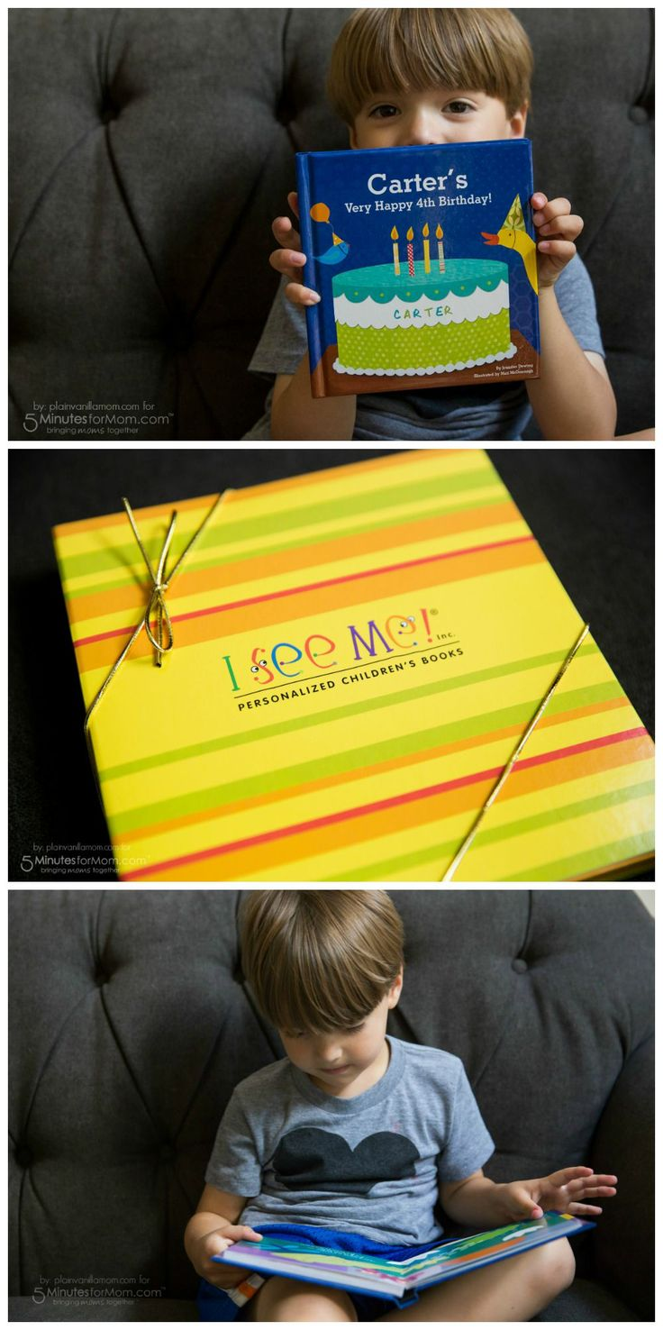 I See Me - Personalize Books for Kids