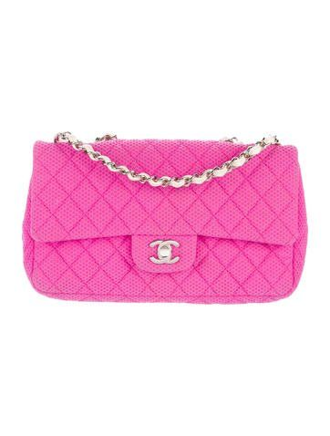 This pink chanel bag!!!