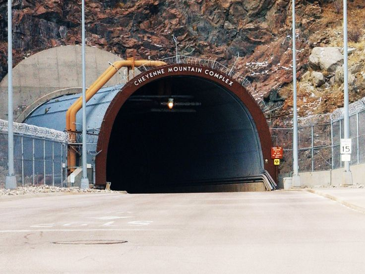 A Rare Journey Into the Cheyenne Mountain Complex, a Super-Bunker That Can Survive Anything | WIRED