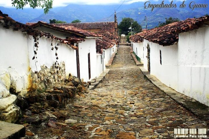 Empedrados de Guane, Santander, Colombia  © Colombia Pais Unico