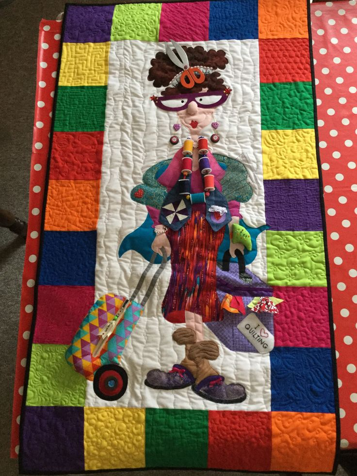 A Quilt Diva Amy Bradley Design Made For Romsey Quilters Quilt Exhibition 2017 Appliqu 233 And