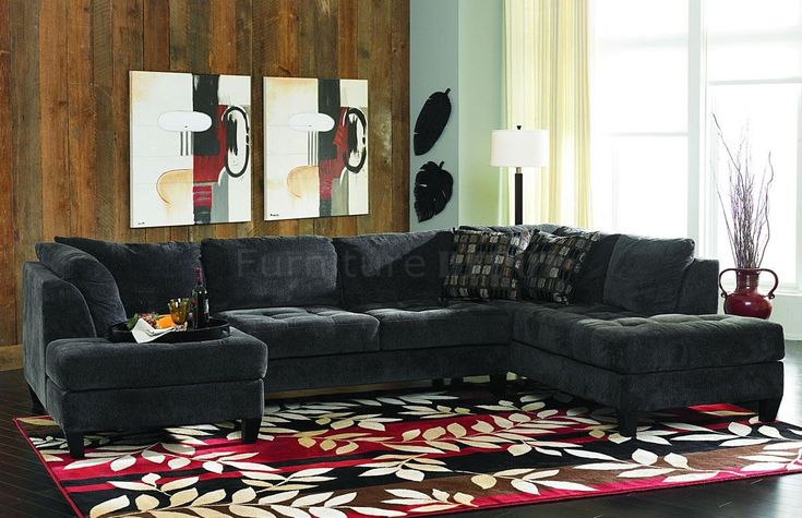 1000 Ideas About Gray Sectional Sofas On Pinterest Gray
