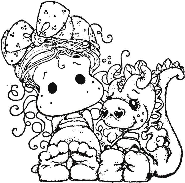 magnolia stamps coloring pages - photo#23
