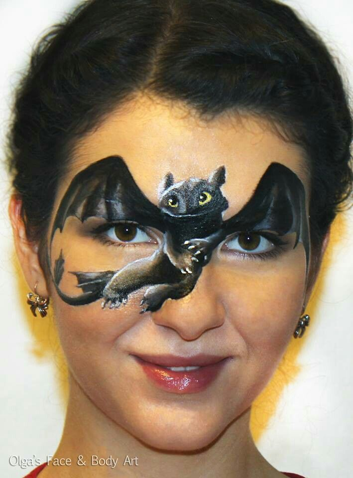 5541 best face painting business images on pinterest for Face painting business