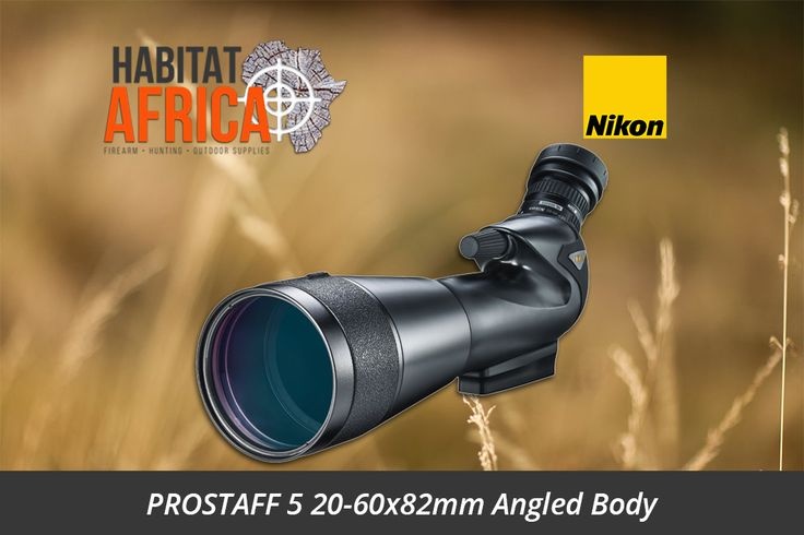 The stylish and compact Nikon PROSTAFF 5 20-60x82mm Fieldscope is an entry level spotting scope made by Nikon. The PROSTAFF 5 Fieldscope main bodies are about 20% lighter than the current RA III spotting scopes and feature a built-in sliding hood to protect the lens from rain and dust. The [...]