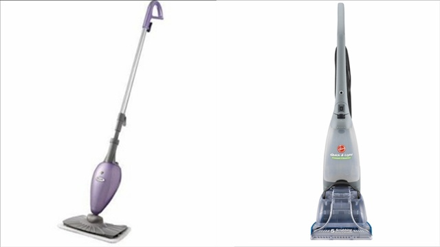 3/23/12 - Matt Granite's got great spring cleaning deals.  Like Hoover vacuums for $41 and cleaning supplies for over 50% off.