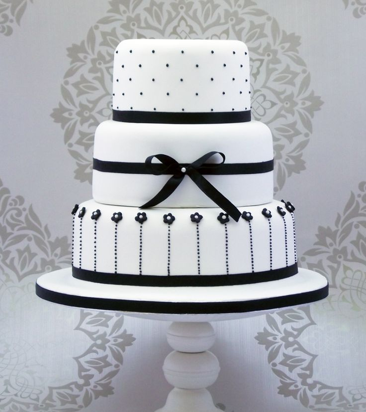 pics of black and white wedding cakes 8 best images about black white butterfly wedding cake on 18340