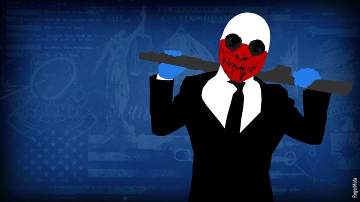 Wolf - PAYDAY 2