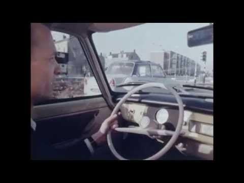 Tests met DAF's Variomatic (1965) - YouTube