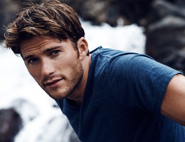 Ty Campbell inspiration - Scott Eastwood