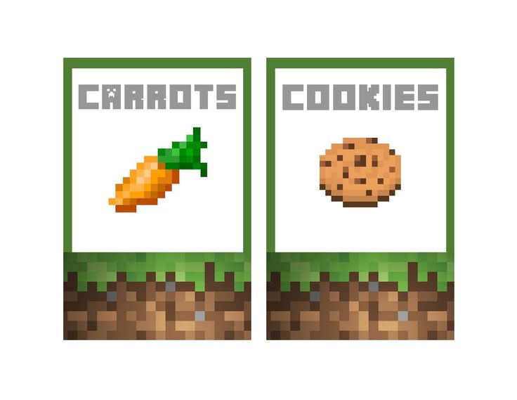 Best 25 minecraft food labels ideas on pinterest for Cuisine minecraft