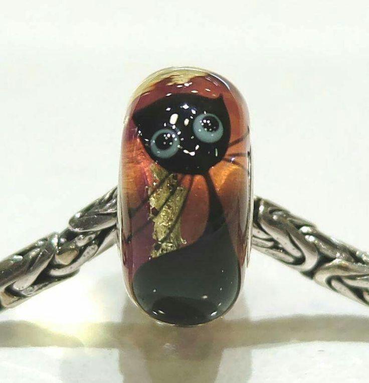 Bead artigianale Glass bonbon in vetro e argento 925 prezzo di listino 27,50 compatibile con redbalifrog, tedora, ohm beads, trollbeads, pandora ecc ecc Facebook: pianeta beads www.gold-jewels-italy.com