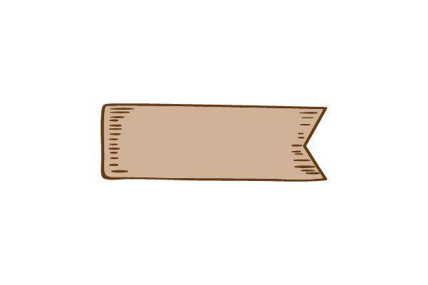 Ribbon Vector Image #ribbons #vectorpack #handdrawnvector http://www.vectorvice.com/ribbons-vector-pack