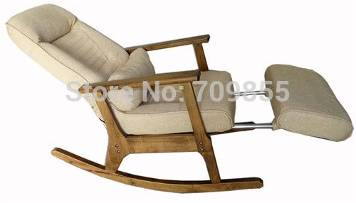 Find More Folding Chairs Information about Wooden Rocking Chair For Elderly People Japanese Style Chair Rocking Recliner Easy Chair with Footstool Armrest Rocking Chair,High Quality chair prints,China chair panel Suppliers, Cheap chair pads outdoor furniture from Jiangshan Fuji-Kotatsu products Co,ltd on Aliexpress.com