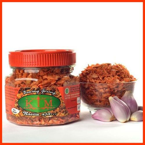 http://www.bawangkim.com/ | bawang-goreng-kim-rasa-balado-125-gram-fried-onion-shallot | bawang goreng rasa balado